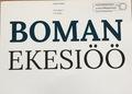 Svenska konstnärer: Gunnel Boman