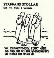 STAFFAN LINDÉN  Signatur Staffans Stollar
